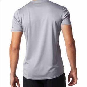 tee shirt running adidas